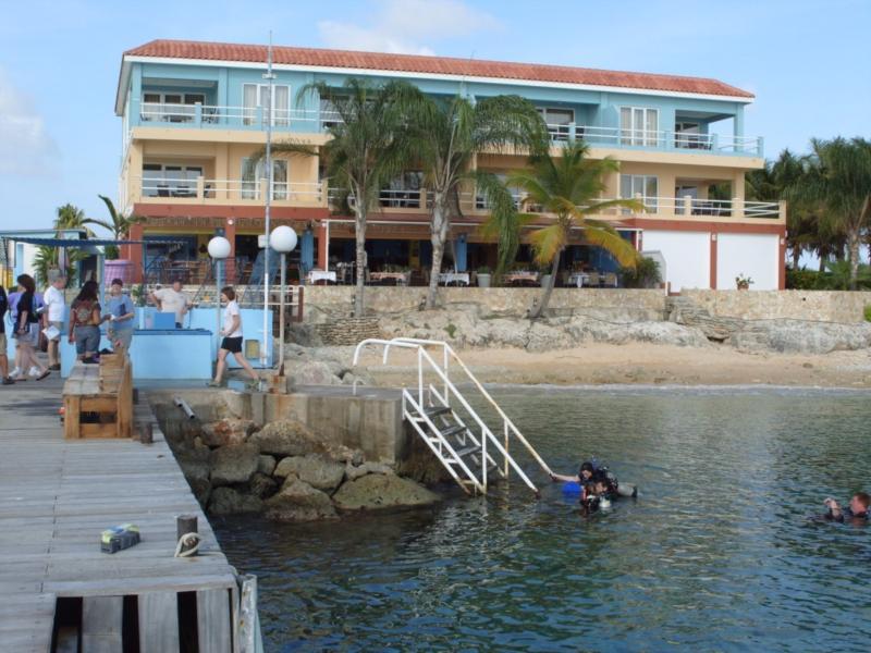 Dive Adventure Dive Site Bonaire 2010