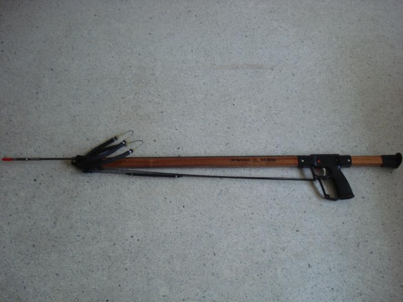 new speargun