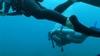 Me in a scuba diving shot, Hawaii