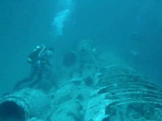 RL exploring U-352