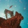 Shipwreck Indra at NC coast
