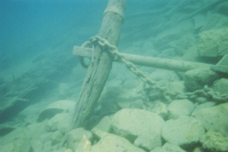 anchor of the wetmore