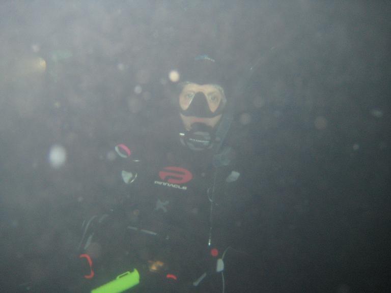 115 ft Nithe Dive Wazze Lake , WI