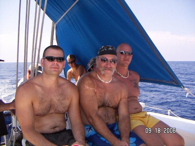 the three amigos guys dive 1 blackbeards