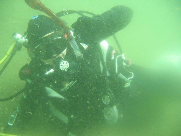 Underwater in the PNW