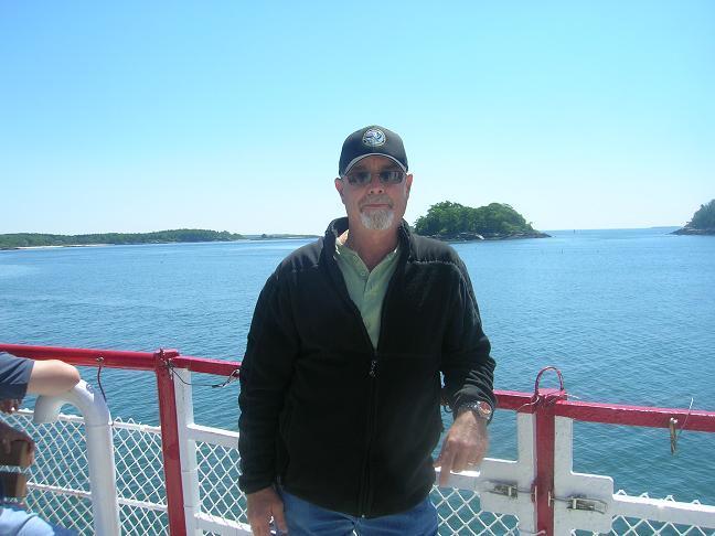 Monquit II, Casco Bay, Maine