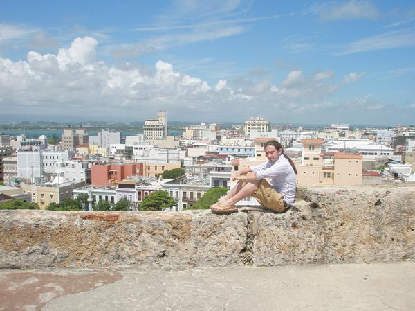 hangin in San Juan, Puerto Rico