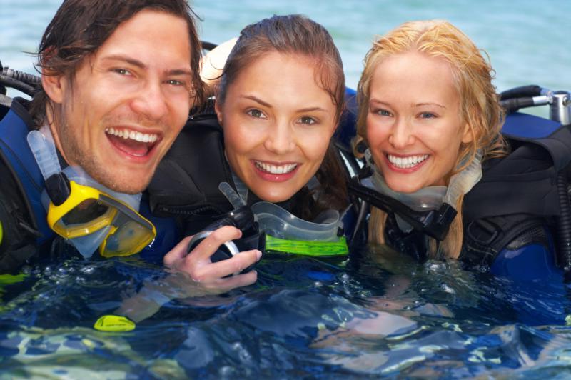 Dive Friends