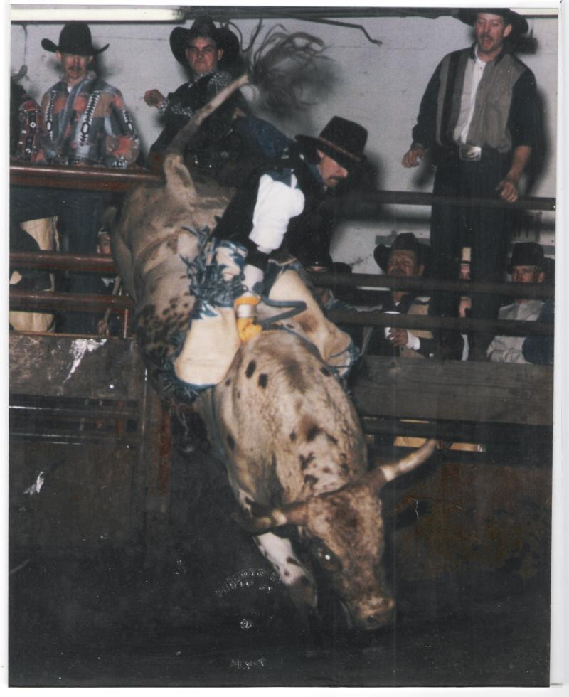 My Rodeo days