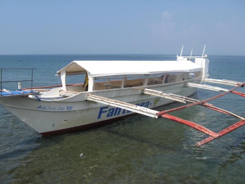 Boat trip to Sabang