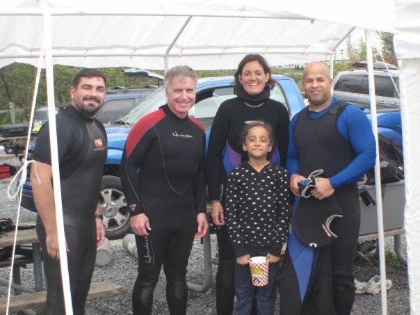 Dutch Springs Hoboken Dive Center