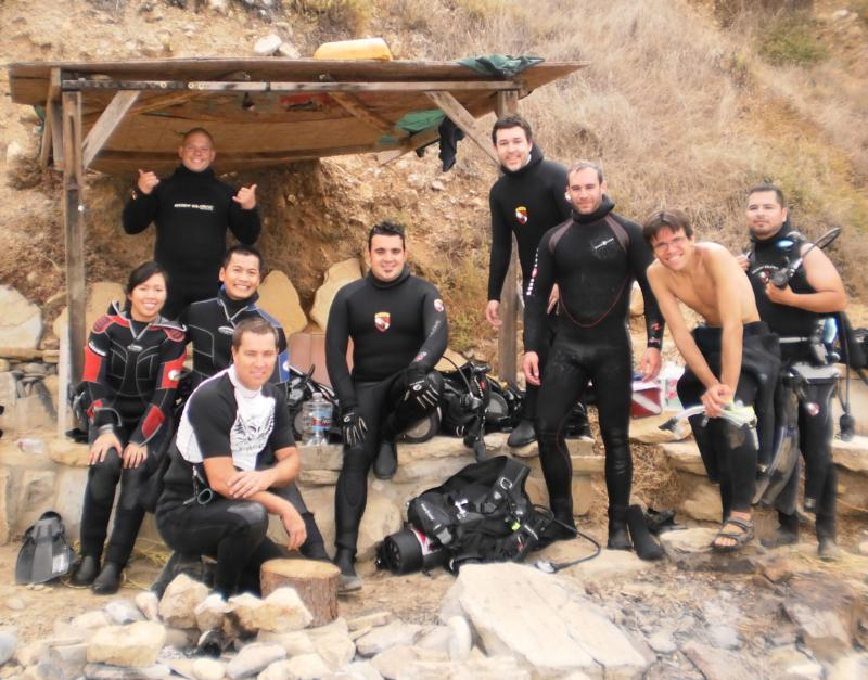 NBTT DIVERS @ Honeymoon Cove