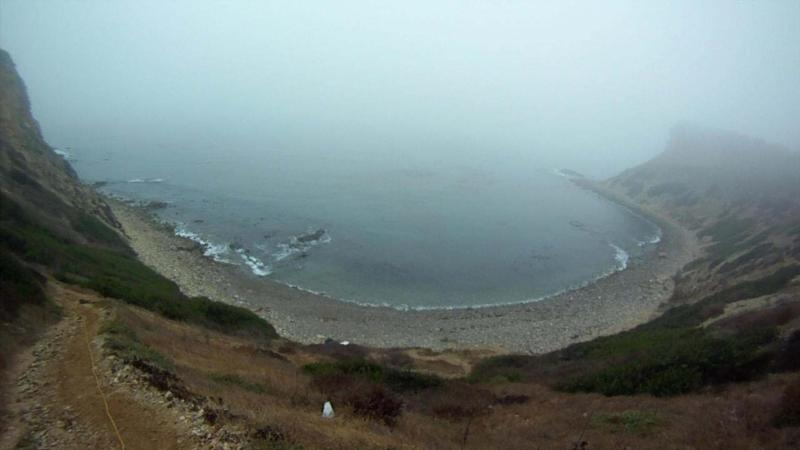 Honeymoon Cove, Palos verdes,Ca.