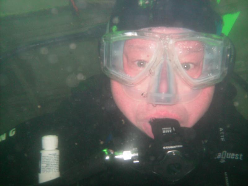 Me at Mermet Springs