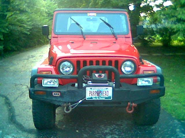 Jack's Jeep  In Loving Memory Feb 09