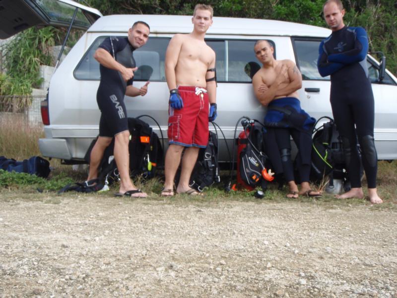 The Oki gang