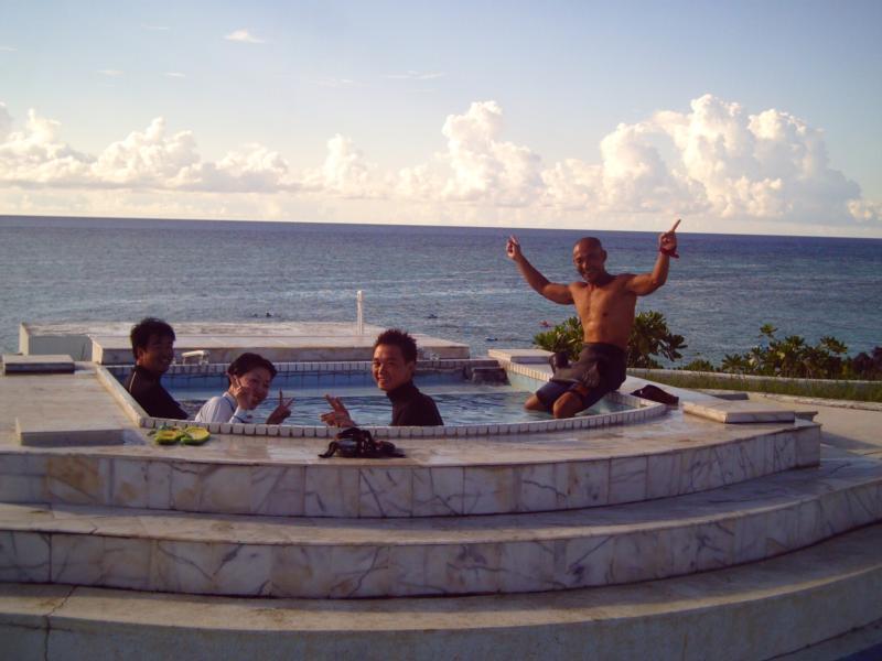 Cant beat Yoron Island Resort! JP