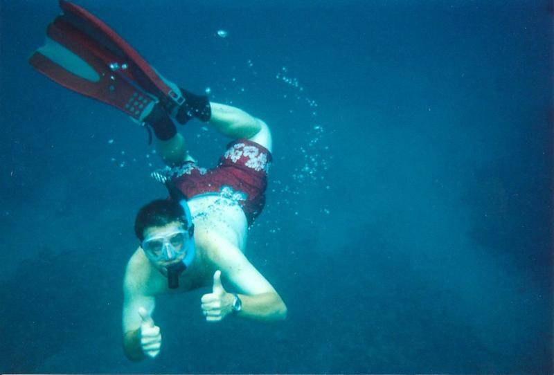 Free Dive Maui