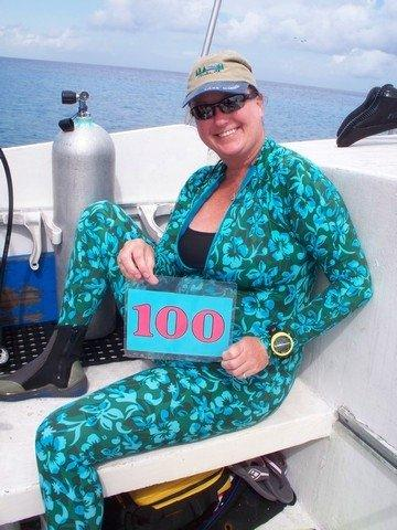My 100th Dive!