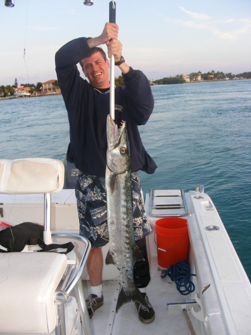 keys fishing trip