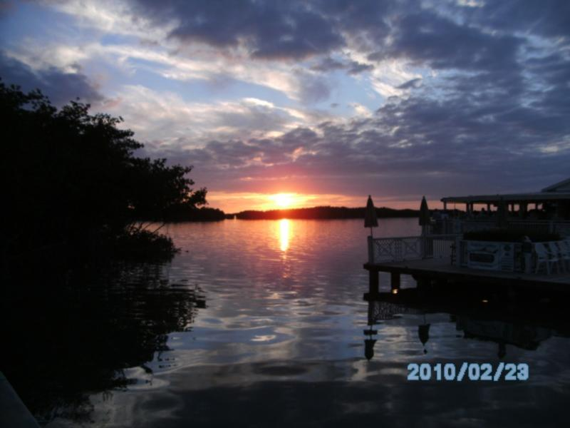 Great Food and Great Sunsets! Lorilei's, Islamorada, FL