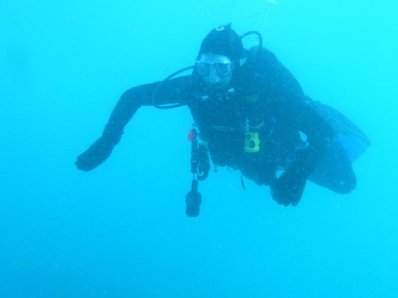Spiegel Grove Wreck - Key Largo - 136' - My Buddy