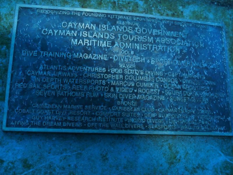 Former USS Kittiwake- Grand Cayman