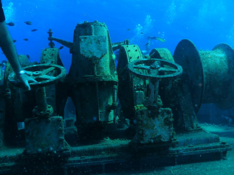 Former USS Kittiwake- Grand Cayman