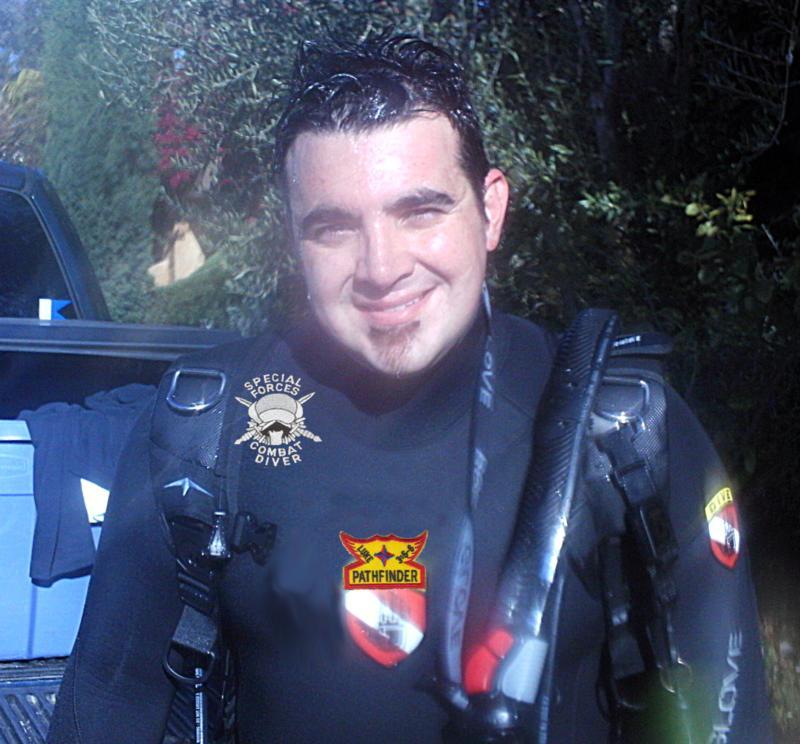 Special Force Class Diver