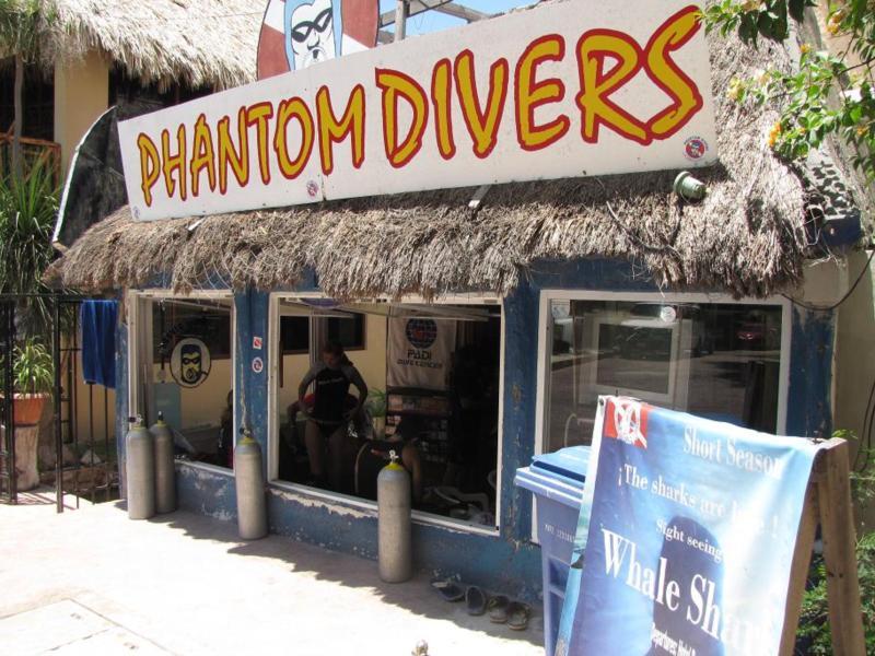Phantom Dive - Playa del Carmen