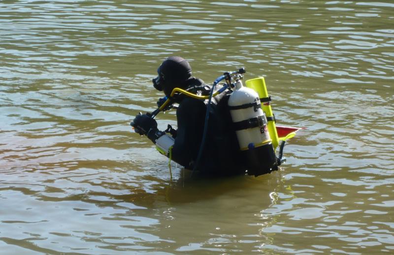 Blind Navigation practice/6Mile Creek
