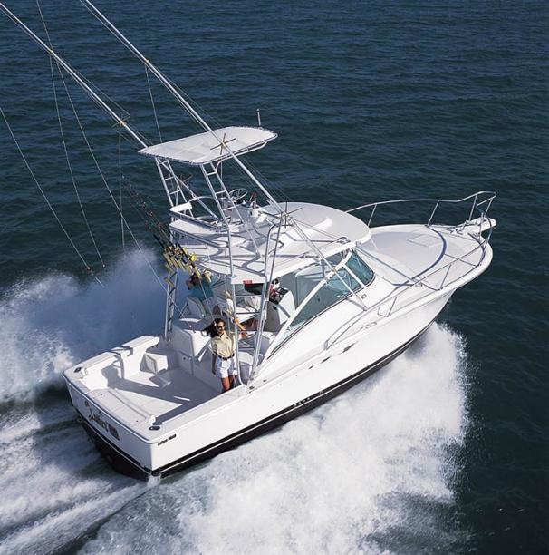 custom new 32ft diving boat