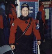 Dry suit Bob DEMA 96