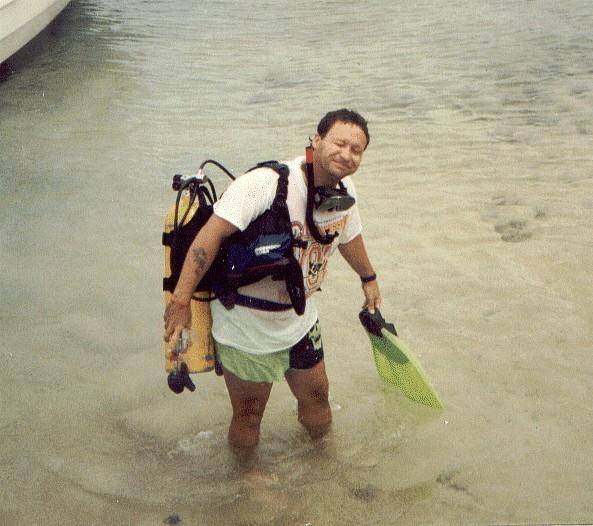 Diving Jamacia