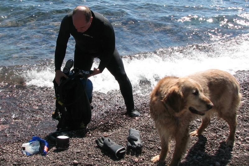 Diving Lake Superior