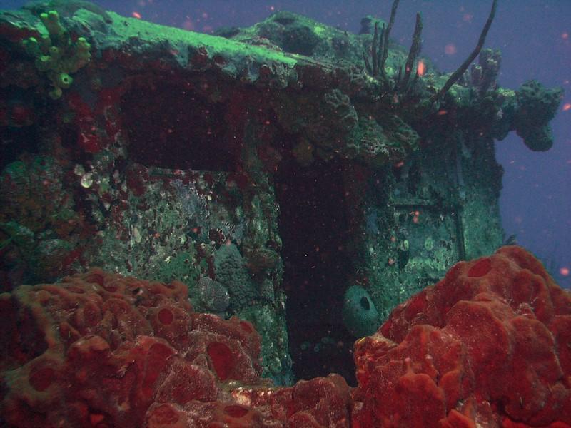 St Croix wreck dive