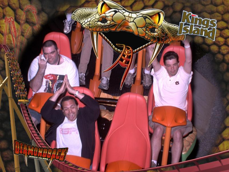 Diamondback at Kings Island