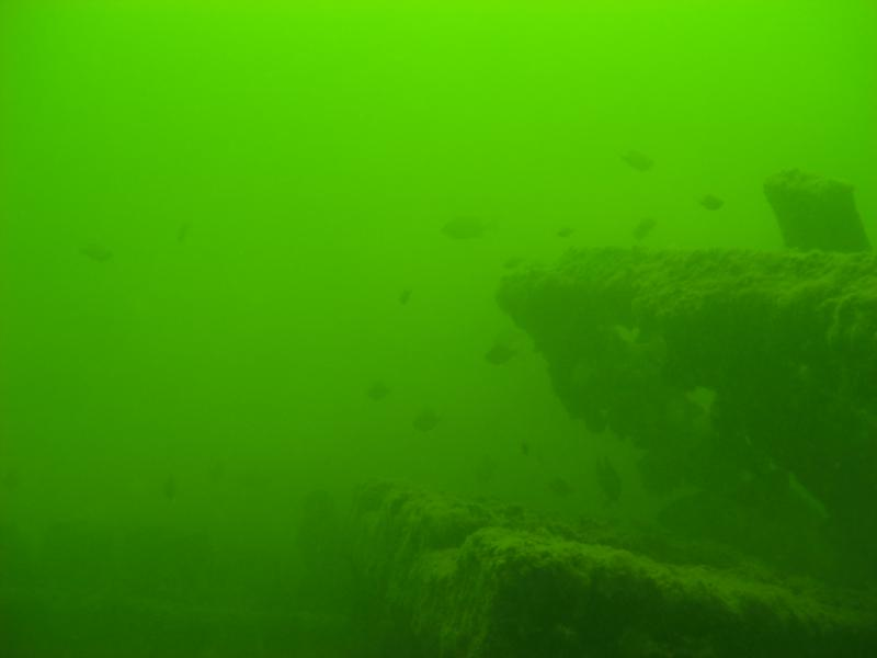 Rock lake WI, the Knob...pyramid?  :)
