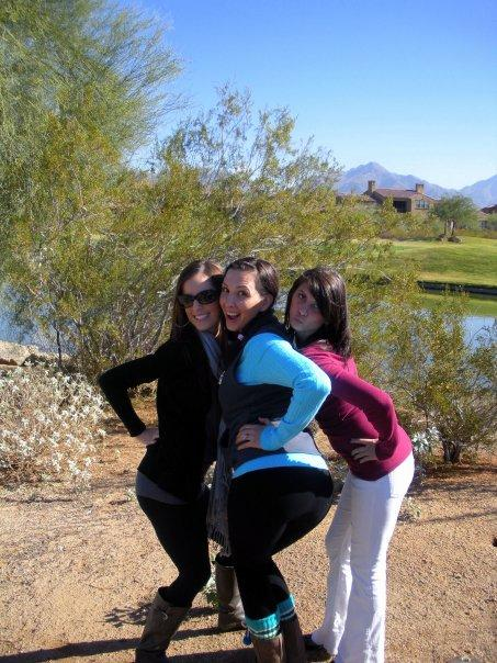Golf tournament - still being silly