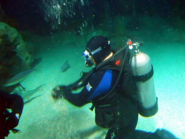 Me at National Aquarium