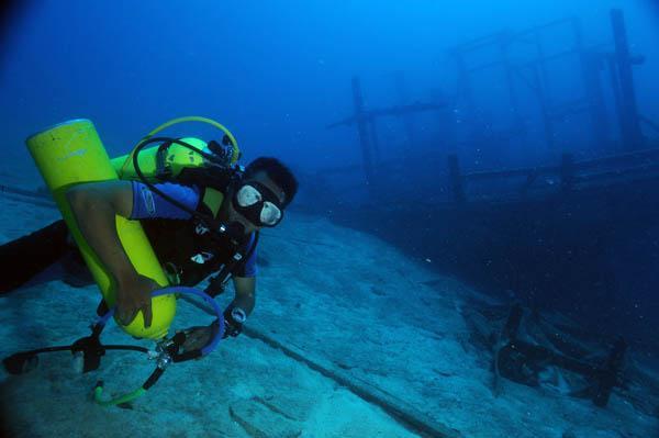 Indonesian Directorate of Underwater Heritage/ Adhi Perwira