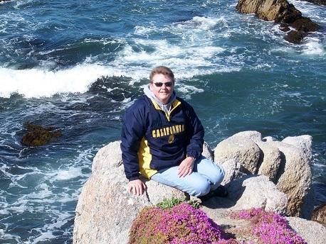 Pacific Grove ocean view