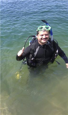 Laredo Scuba Diving Club divers