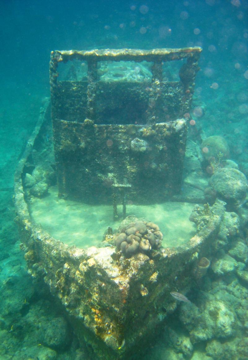Tugboat - Curacao