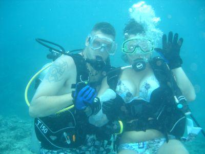Nick And Rachael In Okinawa, Japan