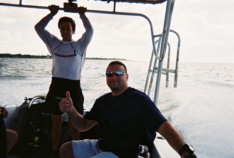 Aldora Divers boat Cozumel