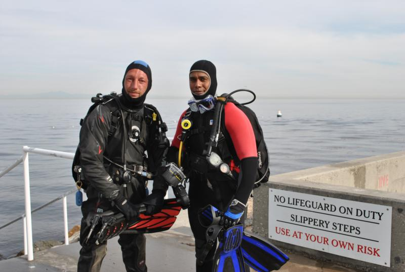Catalina Island Dive Jan 2010