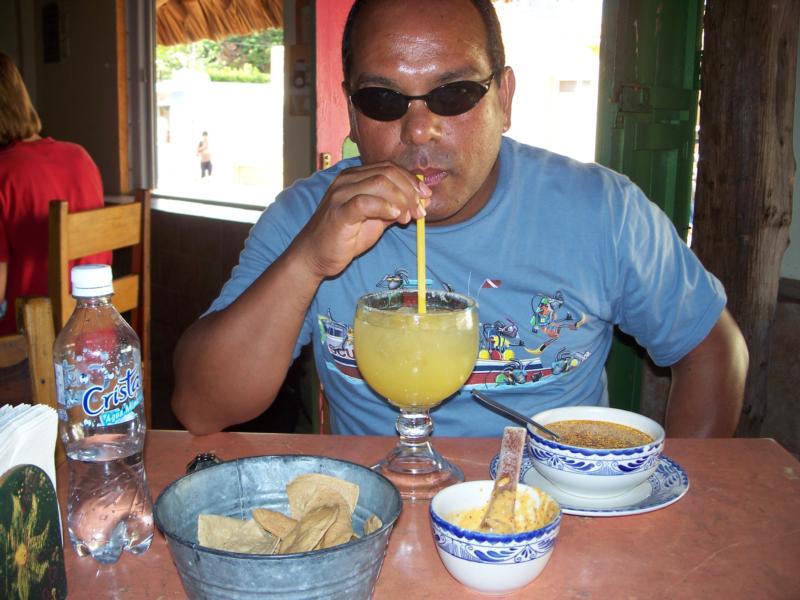 La Choza Restaurant Cozumel, QRoo, Mexico