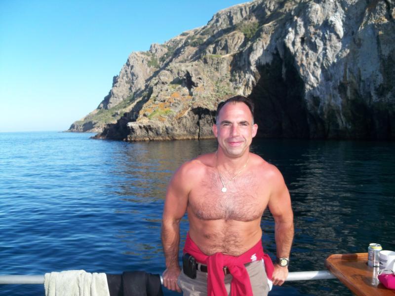 San Clemente Dive Trip