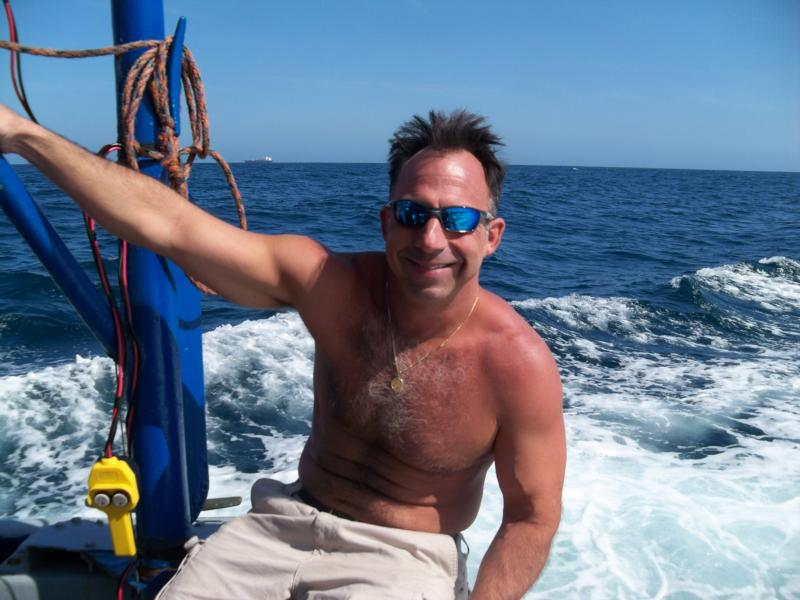 Boat dive - Southern California